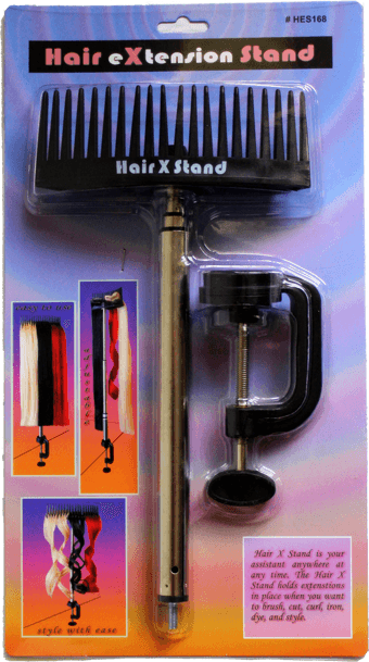 Hair eXtension Stand